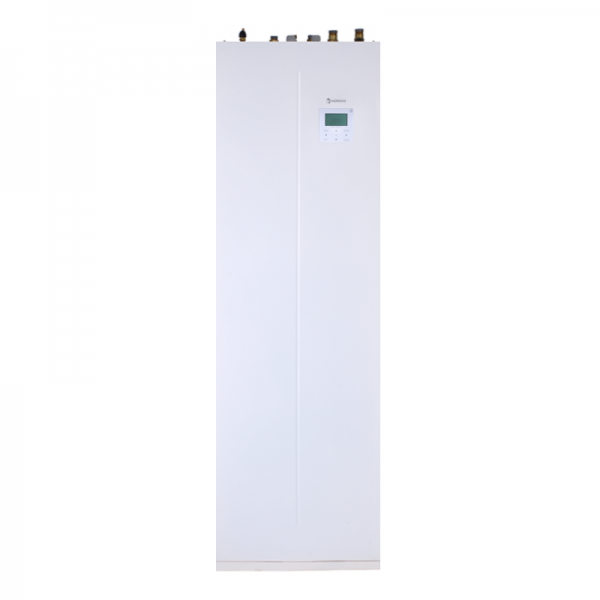 Air-to-water heat pump NORDIS Optimus Pro with Hot Water Tank 2